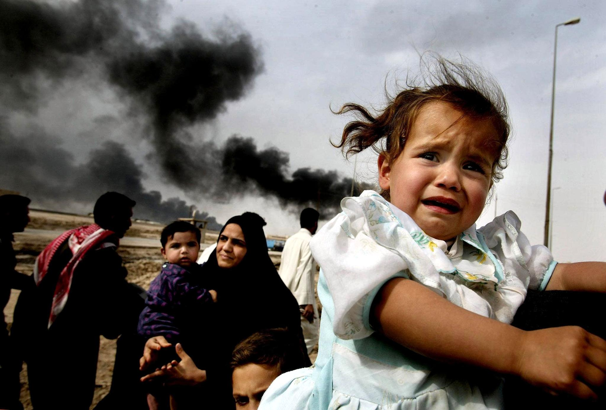 Iraq. Photo: Dan Chung/AFP/Getty Images